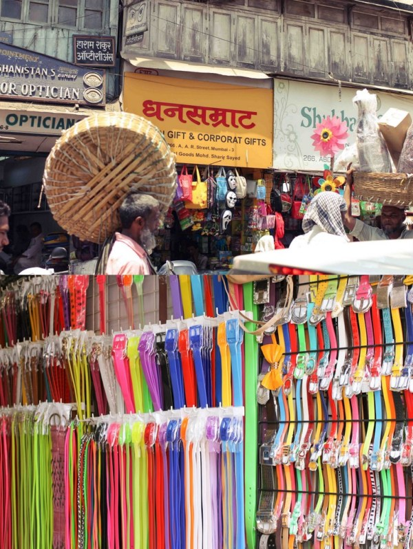 Trunk Shopping ☆ Gujrat Trunk Depot Crawford Market Chuzai Living