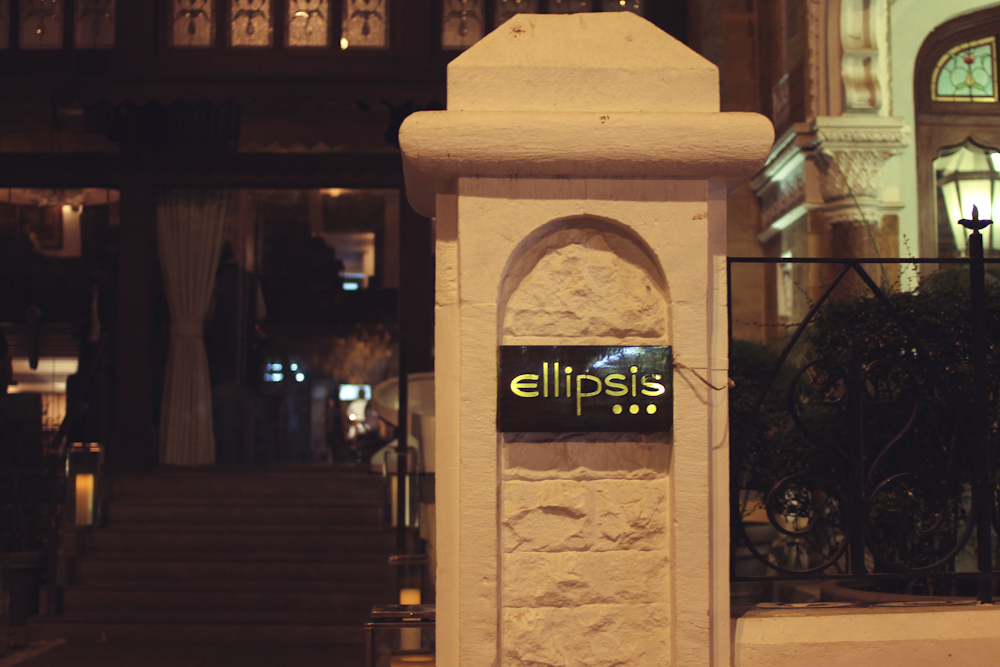 Friday Finds ☆ Ellipsis ☆ One of The Finest Restaurants in Mumbai India