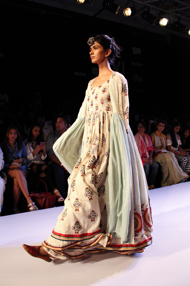 Lakme Fashion Week 2015 Spring Summer ☆ Textile