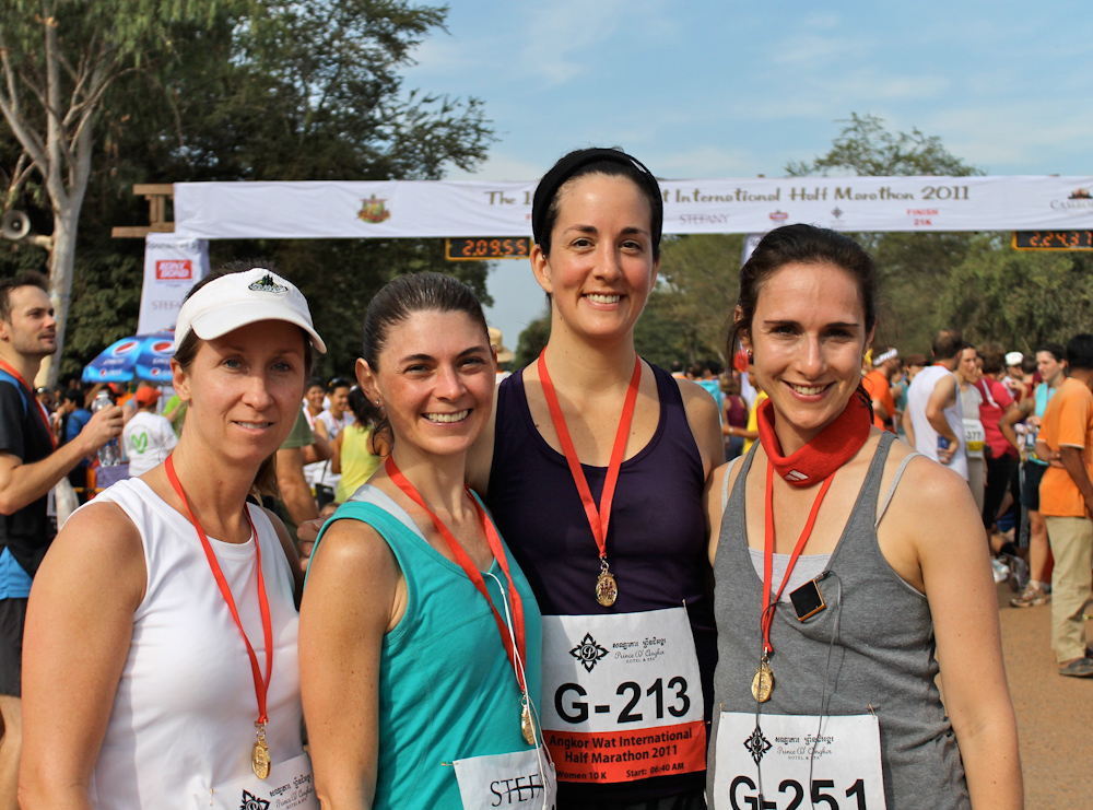 Angkor Wat International Half Marathon-33