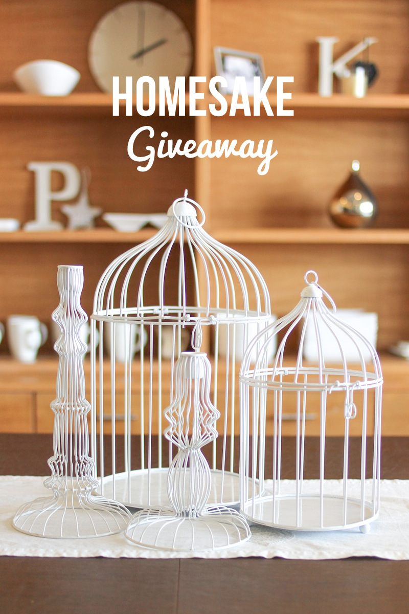 Giveaway Homesake India