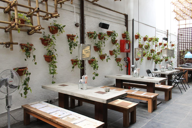 Khar Social Cafe Bar Mumbai-35