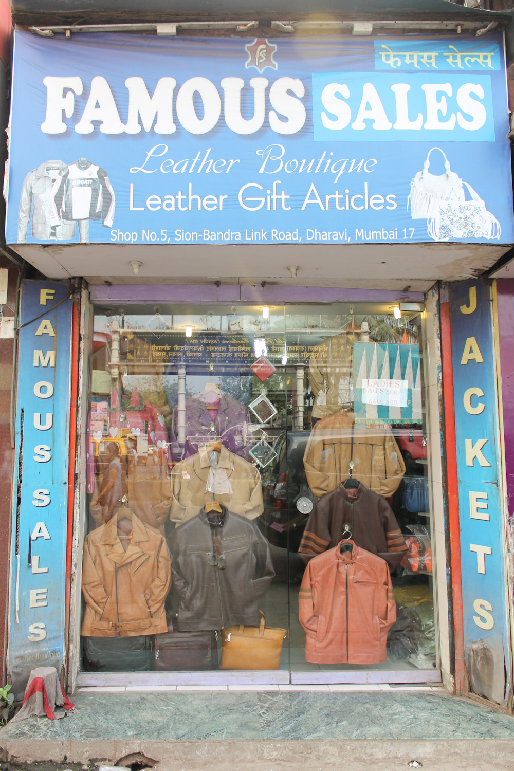 Famouse Sales Leather Boutique Dharavi-7