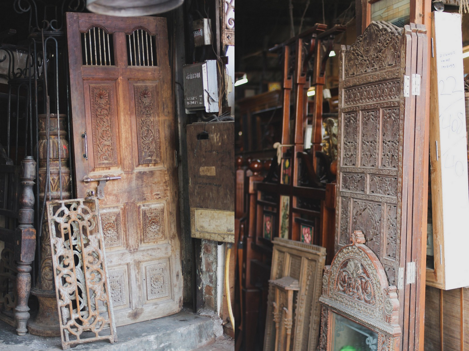 Oshiwara Antique Market In Jogeshwari