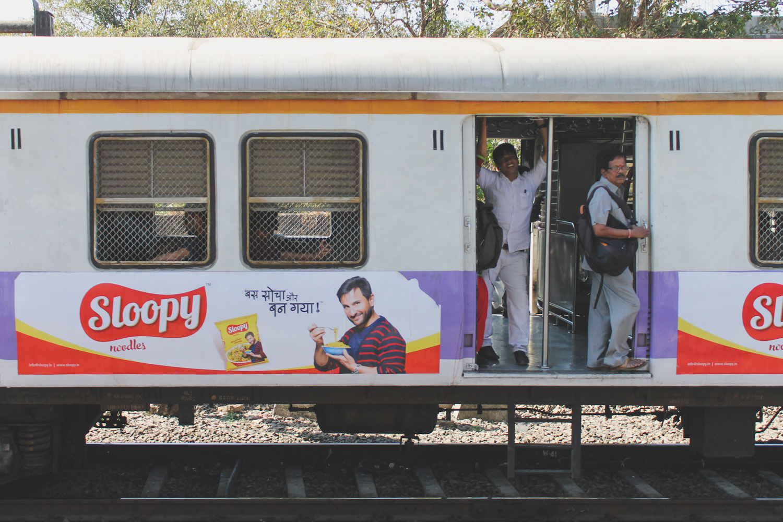 Mumbai Train Ride-27