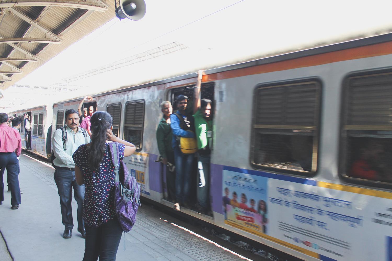 Mumbai Train Ride-7