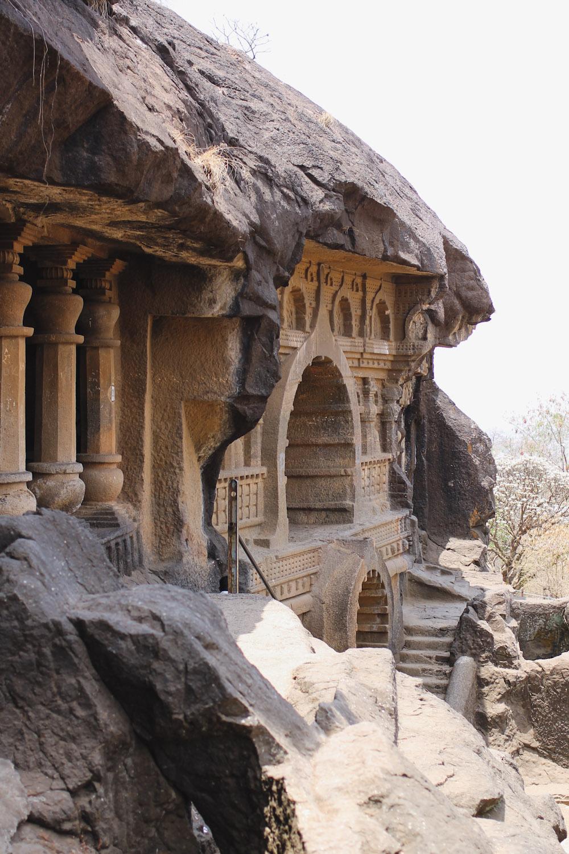 Nashik Pandavleni Caves-16
