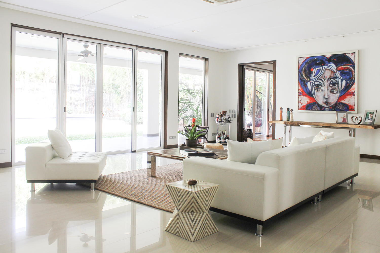 Modern Fusion Interior Design ☆ Manila, Philippines Chuzai Living