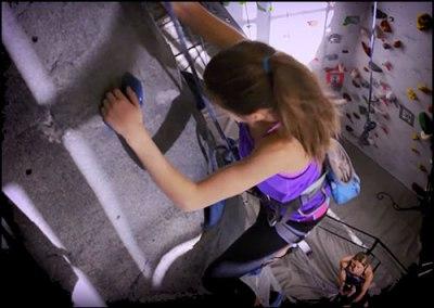 TELUS Optik Local: Kids Climbing