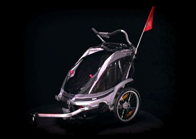 Thule Chariot Product Videos