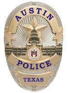 Austin Police Patch