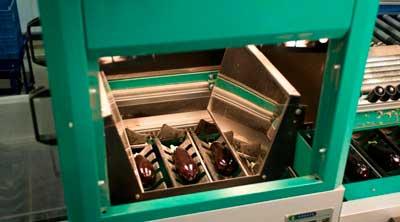 Sistemas de calibración de Hortalizas