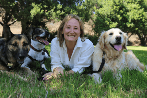 Livia, Dog Walker & Owner of CiaoCiao PetCare's Dog Walking Services in Irvine and Newport Beach.