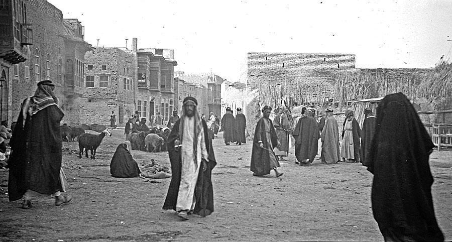 Resultado de imagen de Mesopotamia 1917 imagenes
