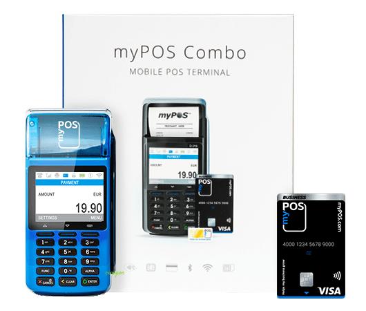 Kit myPOS D210 Combo