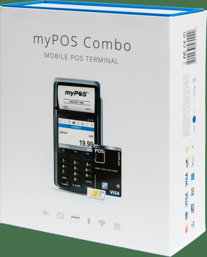 Combo BOX myPOS