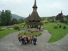 Complesso monastico di Barsana - Maramures