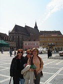 Piazza del Consiglio Brasov