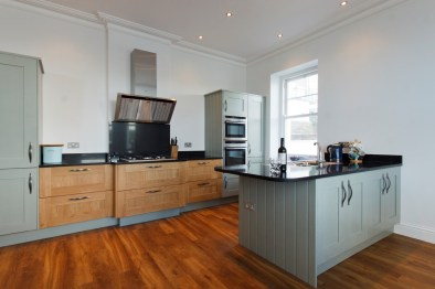 Above Town, Dartmouth, Property refurbishment, Kitchen