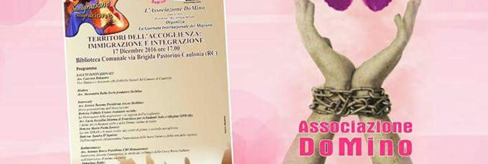 Caulonia, definito il programma degli eventi Formativi dell'Associazione DoMino