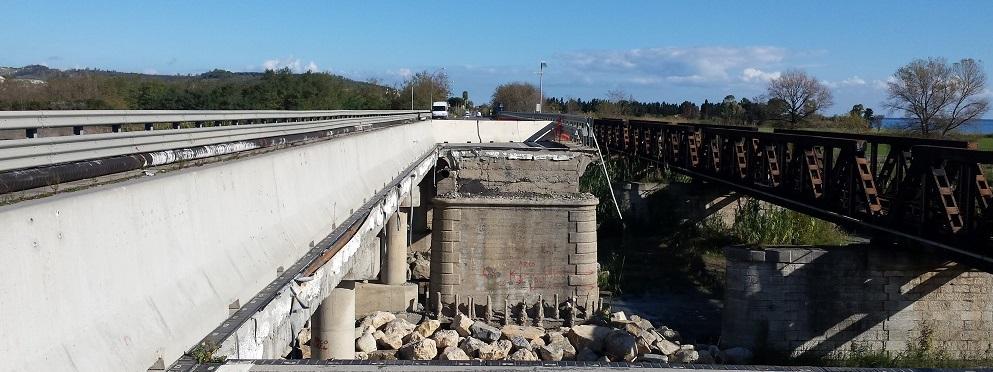 Caulonia, posticipato il tavolo tecnico sulle problematiche del Ponte Allaro