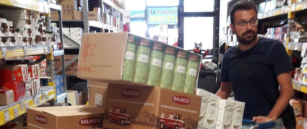 Ciavula pronta a distribuire 1.000 euro di alimenti a settimana ai cauloniesi bisognosi