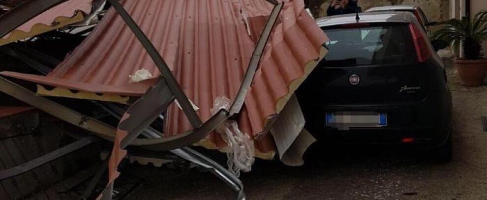 Maltempo, forti raffiche di vento in Calabria: diversi danni registrati