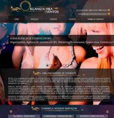 Criação do Site