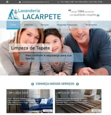 Lavanderia Lacarpete