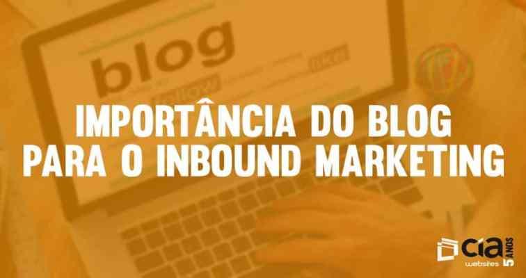 O que é blog: importância da ferramenta no Inbound Marketing