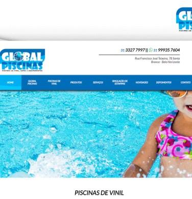 Global Piscinas Vinil
