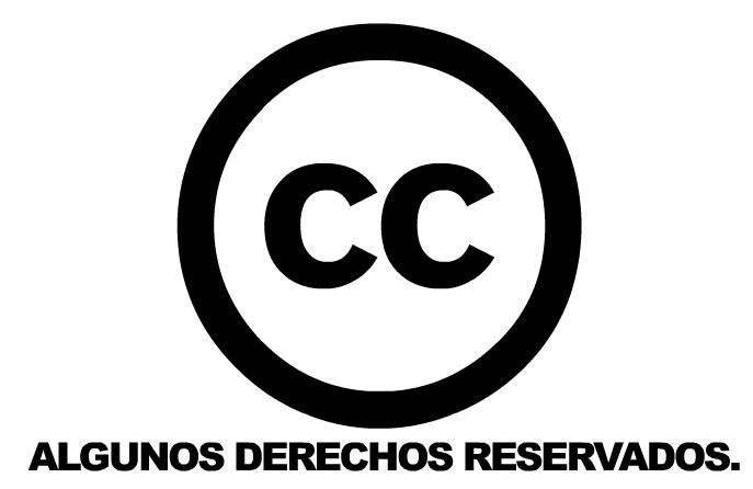 dos letras c, logo creative commons