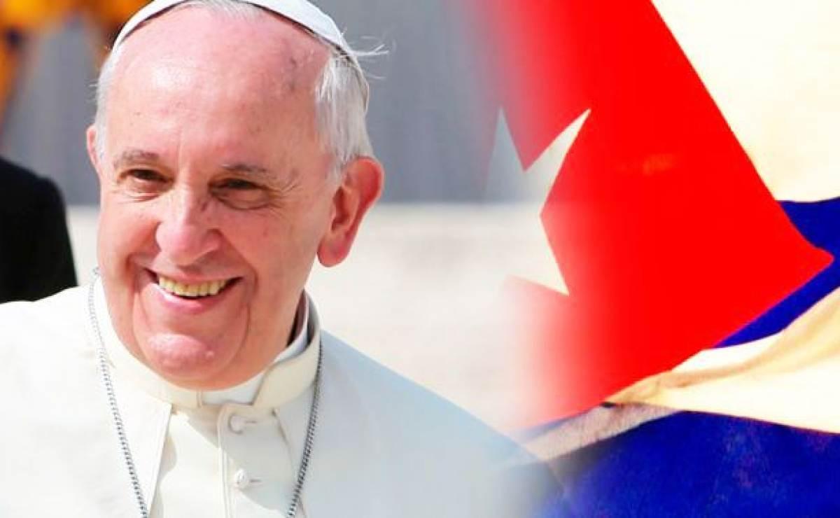 Avanzan preparativos para la llegada del Papa a Cuba