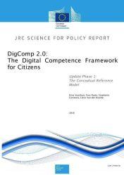 Marco de competencias digitales para la ciudadanía. Proyecto europeo Digcom