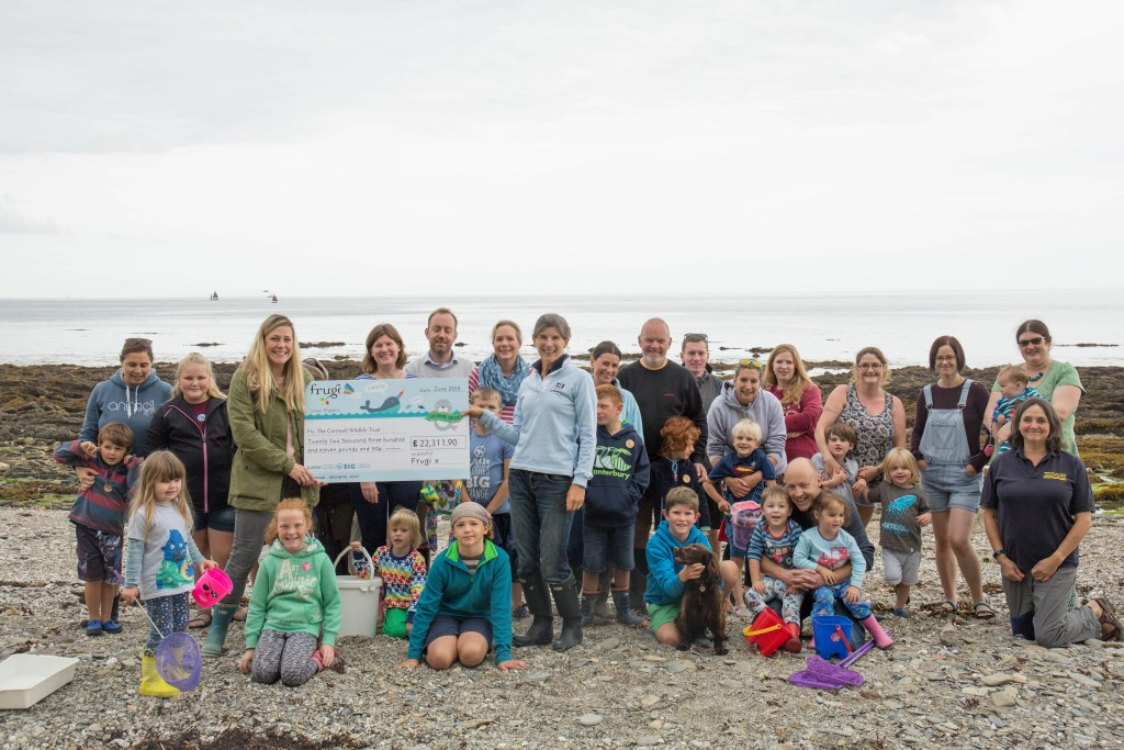 Cornwall Wildlife Trust_Rockpool Ramble_Donation