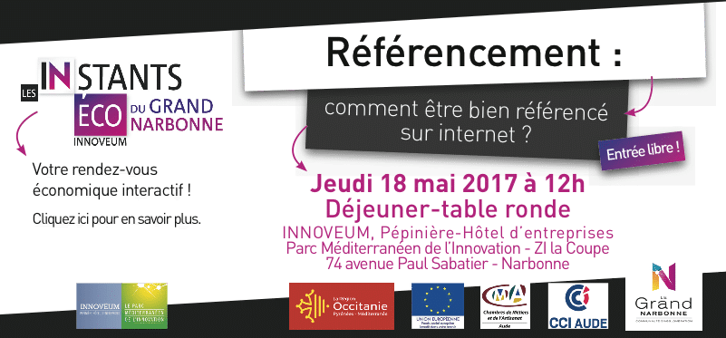 atelier referencement narbonne