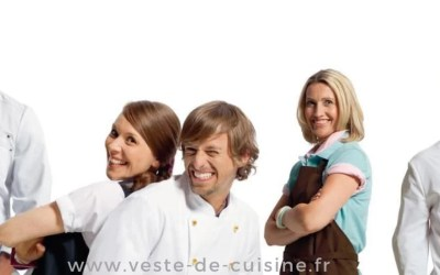 Veste-de-cuisine.fr, boutique en ligne sous Prestashop