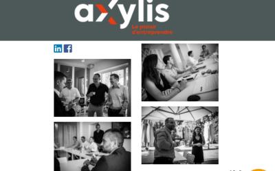 Création d'un site B2B sous WordPress : Axylis