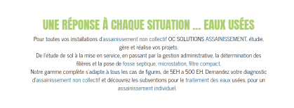Informations totales
