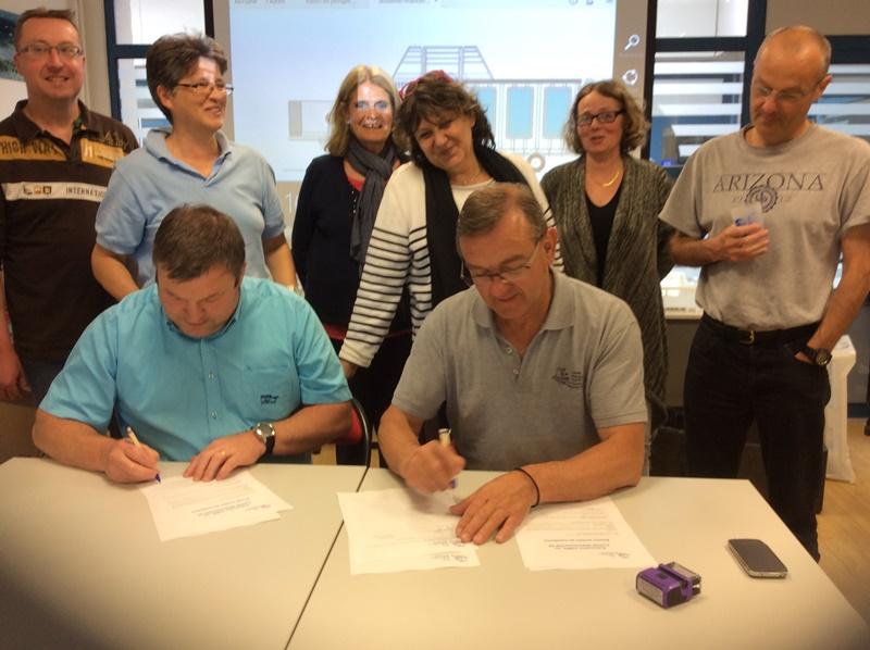 Le CIBPL devient partenaire du bassin mobile du Codep Finistère