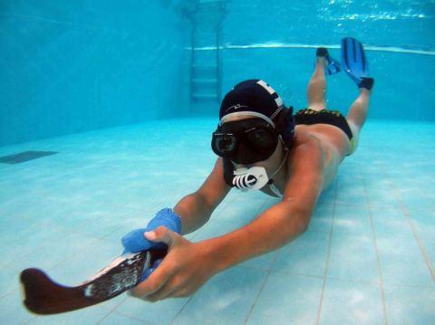 Comment se préparer pour jouer sur des bassins profonds ( 3m ou +)