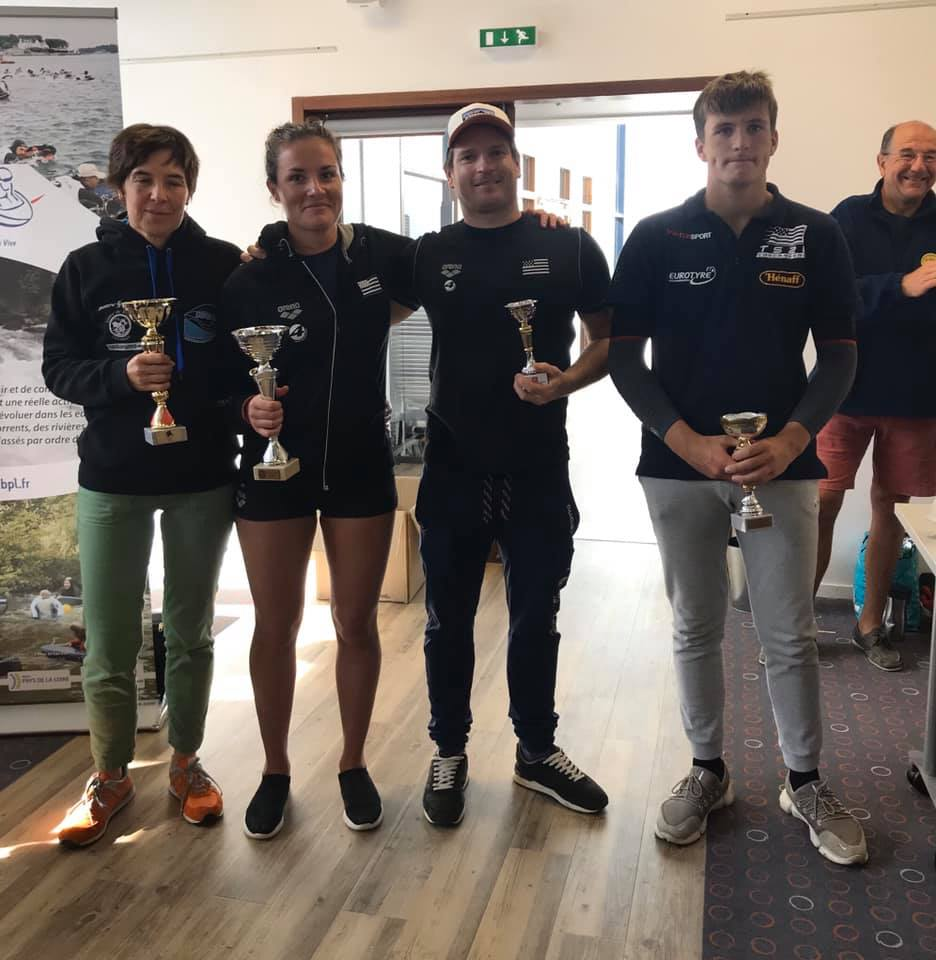Trophée de Concarneau - Résultats