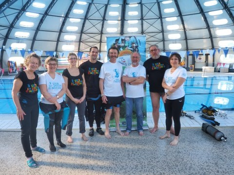 Championnat de France de photo sub en piscine 2016