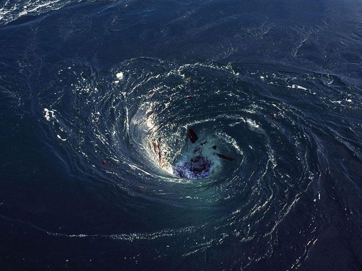 Les plongeurs invités à ne plus tourner dans le même sens
