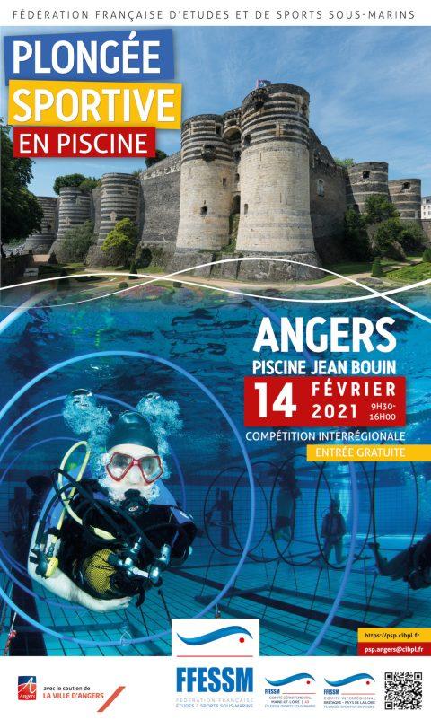 Compétition PSP le 14 février 2021 à Angers