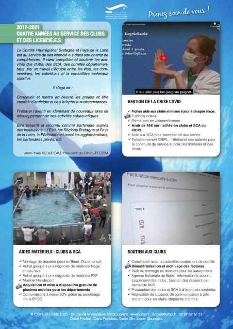 AGR : Bilan de l'olympiade