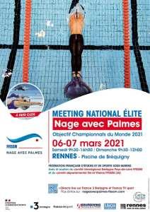 Anais Verger et Axel Torremocha au 12/13 de France 3 pour le Meeting National de Rennes