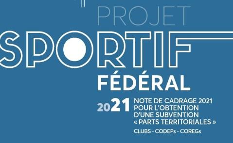 Campagne pour les subventions part territoriale 2021