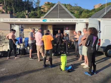 Stage Final MF2 à Trébeurden – 3ème journée