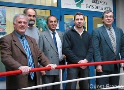 Janvier 2006 : Prise de fonction
